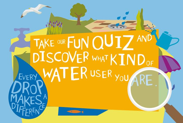 Water saving quiz